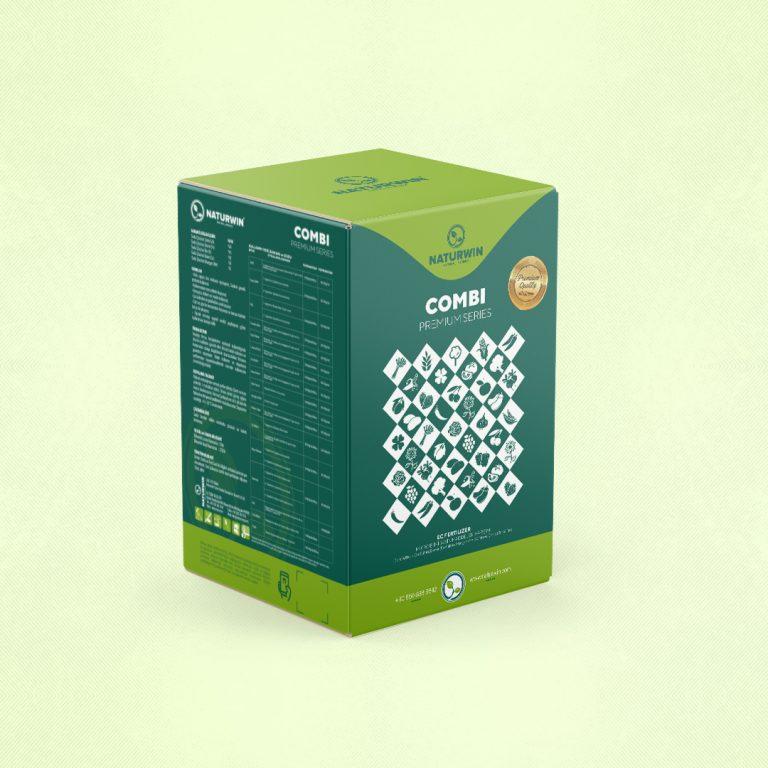 Naturwin Combi 5KG Kutu Tasarımı