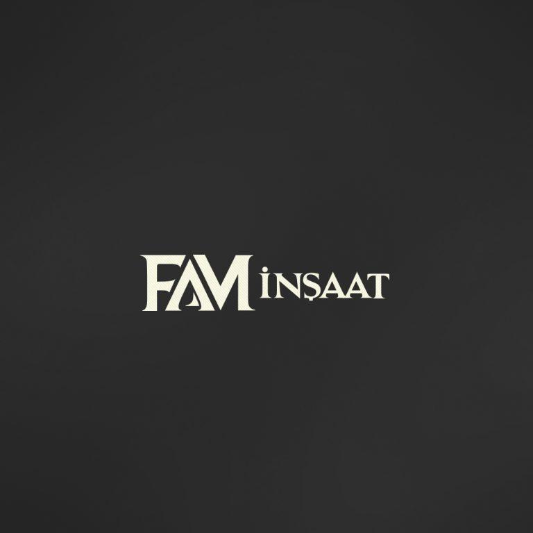 Fam İnşaat Logo