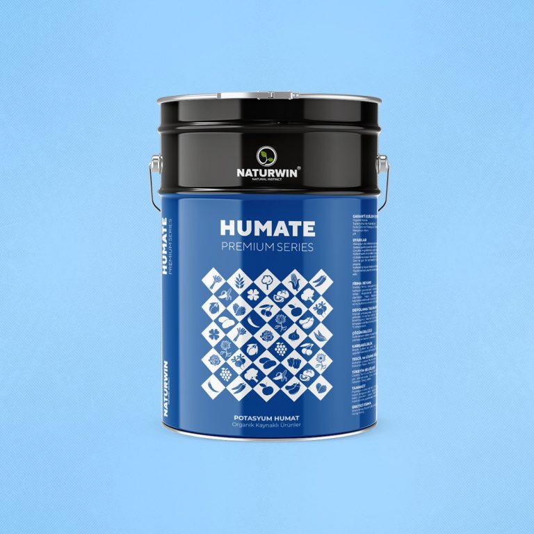 Naturwin Humate Teneke Kova Tasarımı