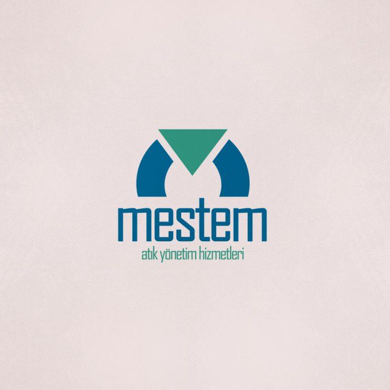 Mestem Atık Yönetimi Logo Tasarımı
