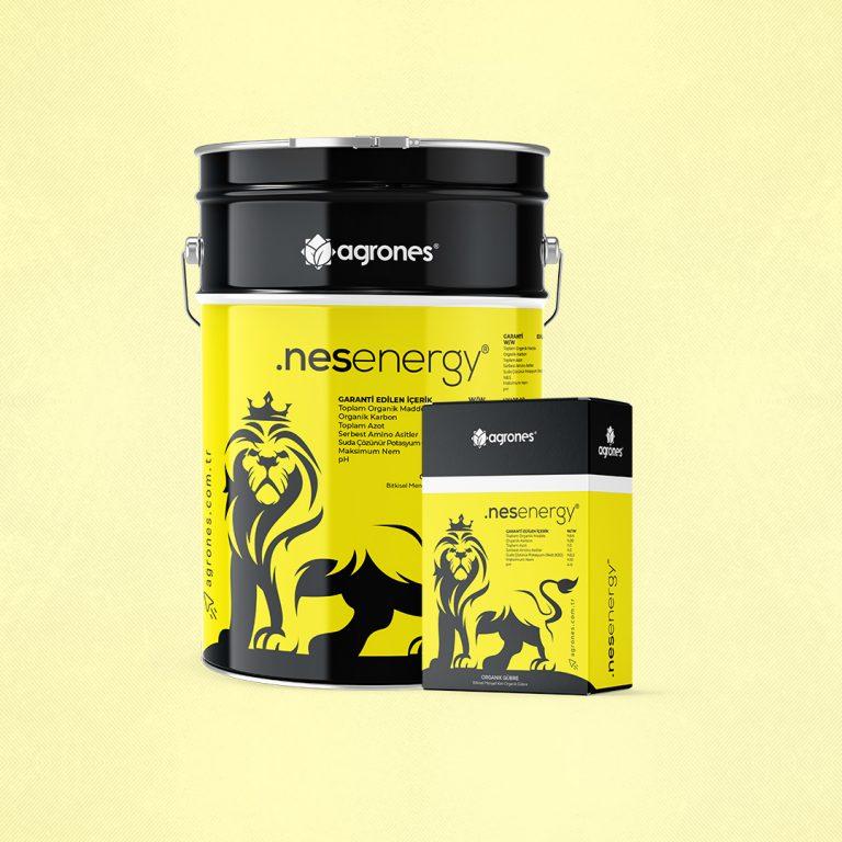 Agrones Energy Logo & Kutu Tasarımı